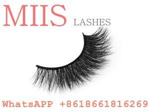 packaging 3d lashes mink